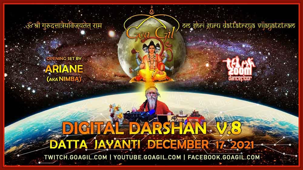 Digital Darshan Datta Jayanti 2021